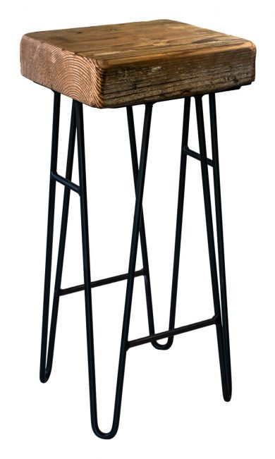 The St. Kilda, ripple craft stool