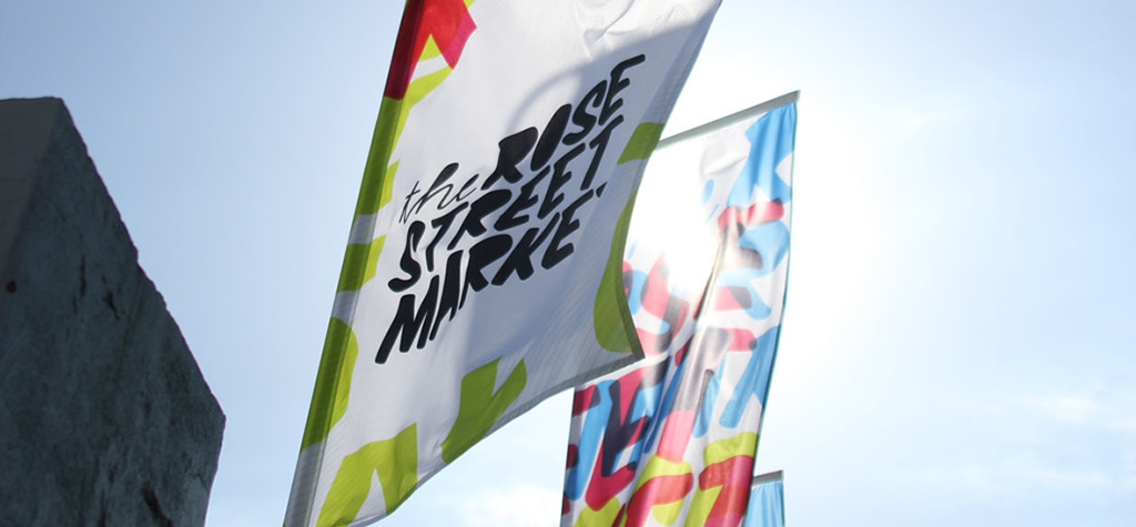 Busy gearing up for Rose Street Market